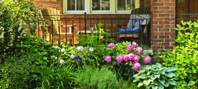 Małe ogrody