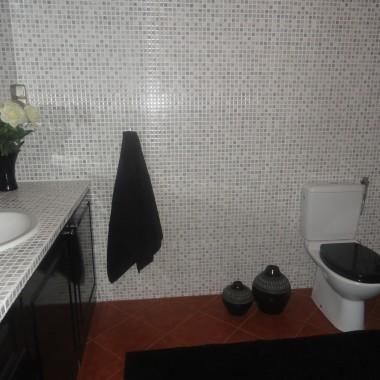 c.d łazienki