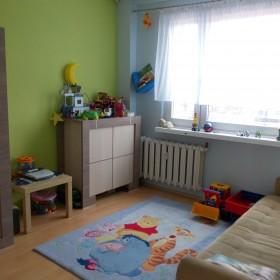 Pokoik trzy letniego synka