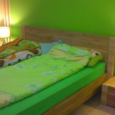 całkiem nowa sypialnia