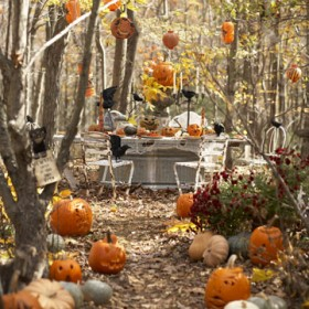 Country Living - Halloween