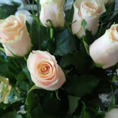 ...............i bukiet róż...............