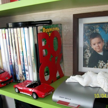 pokój mojego Kacperka:)