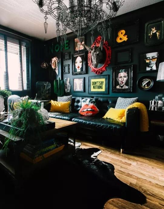Domy i mieszkania, Punkowe mieszkanko