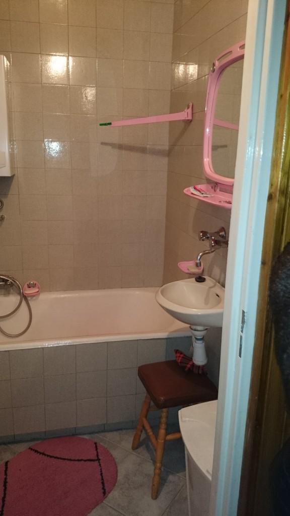 Pomocy Mała łazienka 130x170cm Jakie Kafelki Deccoriapl
