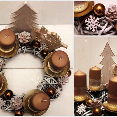 W świątecznym uścisku :)