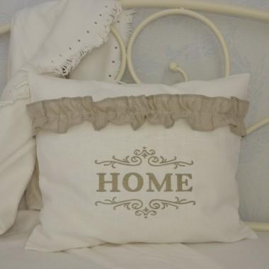 Biało - beżowe i haft :)
