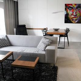 Nowoczesny apartament w Poznaniu