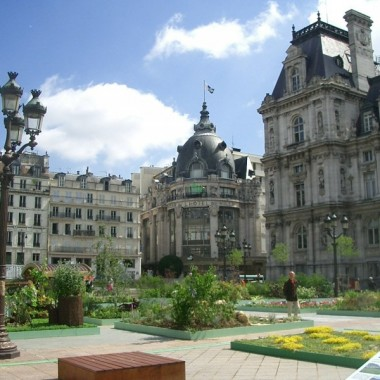 Paryż kolejny raz