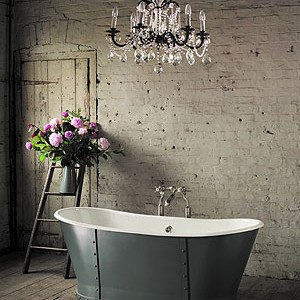 Łazienka w różnych barwach :)