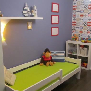 pokój 4 letniego Filipka