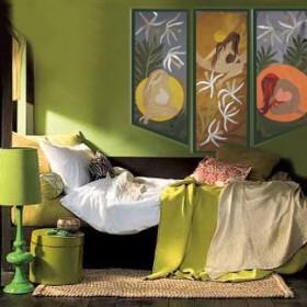 Tkanina dekoracyjna a wnętrze
