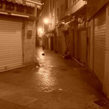 Miasta nocą... i za dnia..