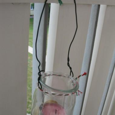 latarenka ze słoiczka