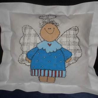 Poduszki ręcznie malowane - nowości.