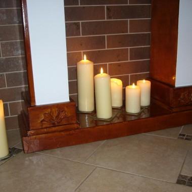 Blask świec