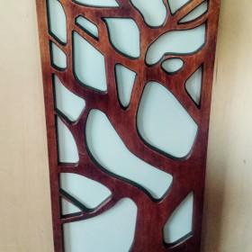 Panele ażurowe na ścianę