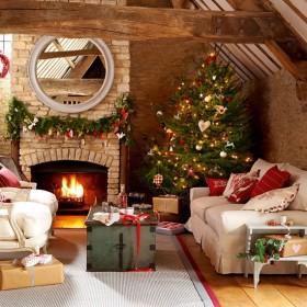 Czy myślicie już o świątecznych dekoracjach swoich salonów?