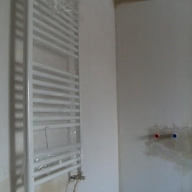 Łazienka - przed, w trakcie i ...