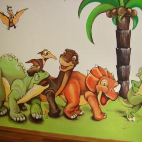 Malowanie pokoi dziecięcych