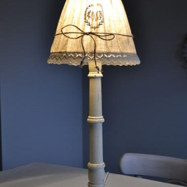 Nowe trzy podstawy do lamp :)