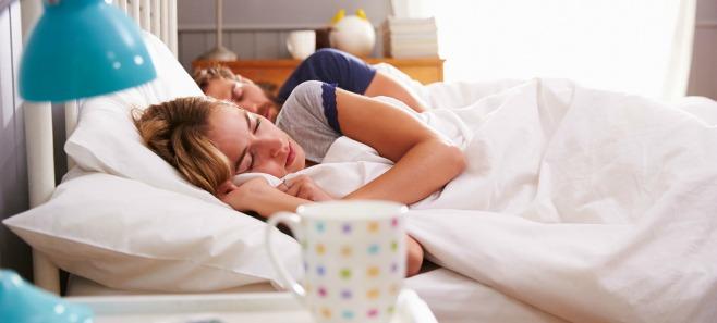 ¿Qué dicen tus posiciones para dormir sobre tu relación?