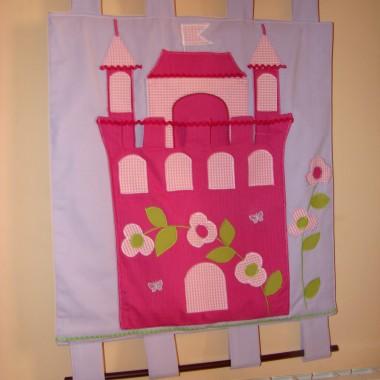 Pałac dla dziewczynki- dekoracja