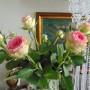 Pozostałe, Wiosennie............ - .................i róże w delikatnym różowym kolorze..............