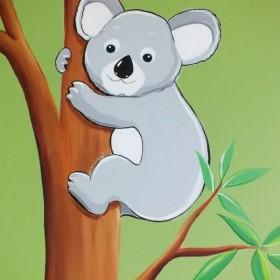 malowanie pokoi dziecięcych i sal zabaw, przedszkoli
