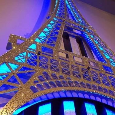 Eiffel Tower Radiator