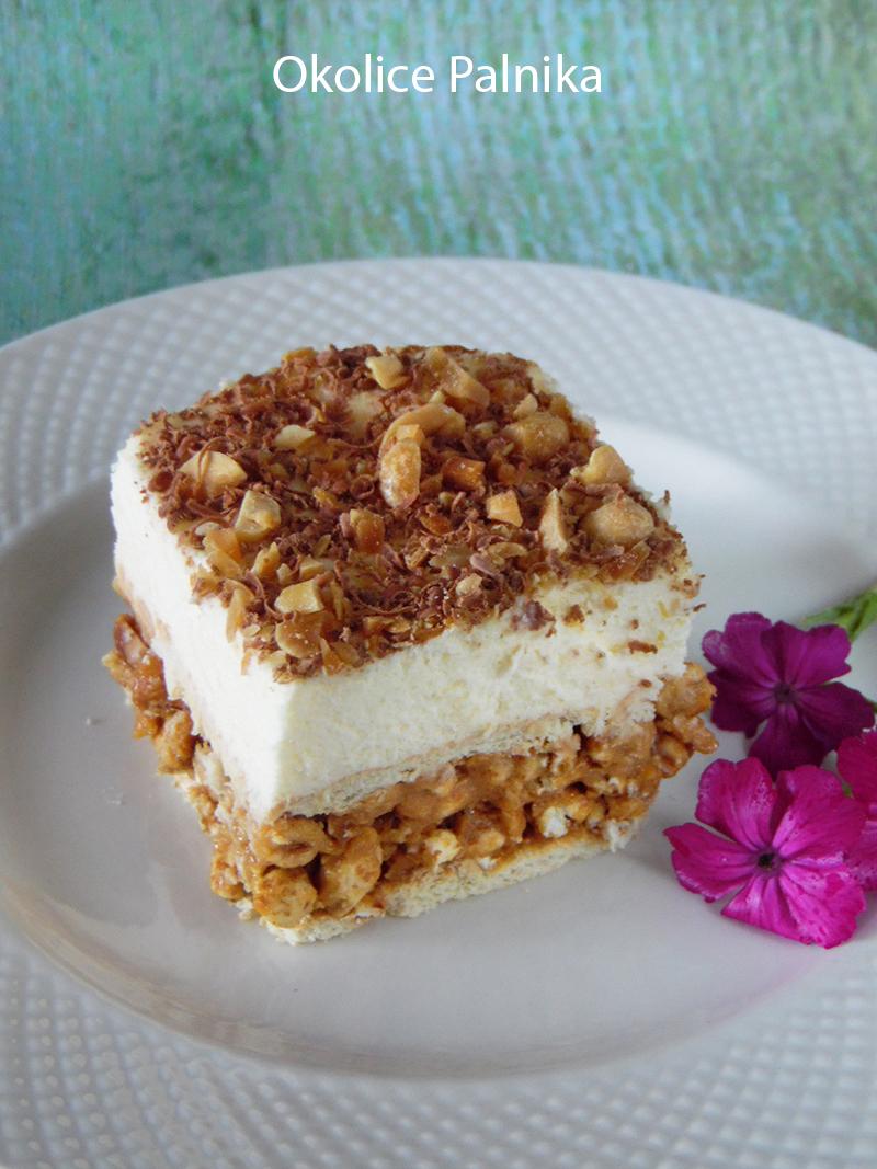 biały lion ciasto bez pieczenia