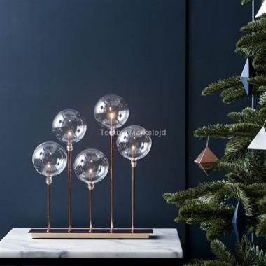 Dekoracje świąteczne ze skandynawskim akcentem - Markslojd