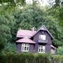 Rośliny, Wrześniowe fotki.................... - ................i dom z łosiem...............