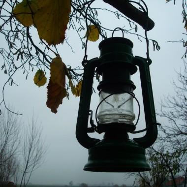 jesiennie,pochmurnie,mglisto,taka aura też ma swoje uroki&#x3B;)
