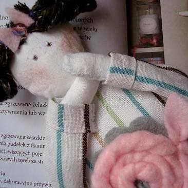 Malwina- zakładka do książki:)