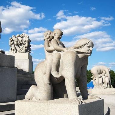 Vigeland Sculpture Park Oslo