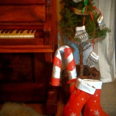 Moje zeszłoroczne dekoracje może kogoś zainspiruja
