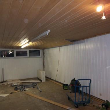 Mieszkanie z garazu