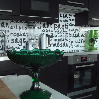 Salon z kuchnia i jadalnia:-)
