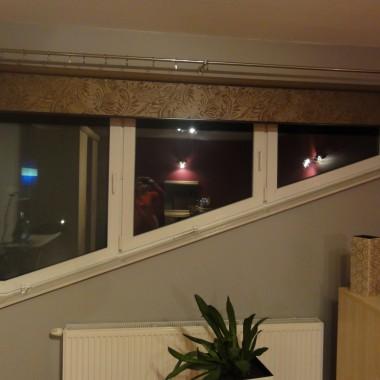sypialnia - aranżacja okna POMOC