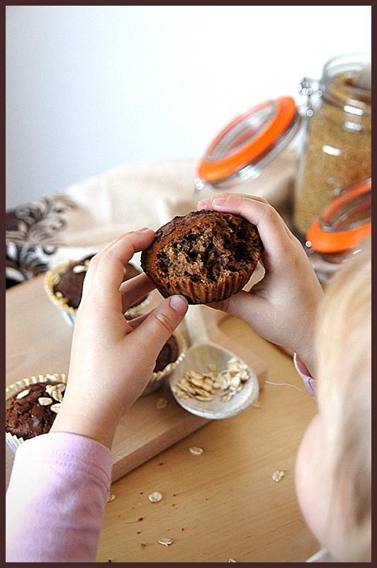 Pozostałe, ... pieczemy :) - Zamieńmy się dziś w łasucha i cieszmy się czekoladowym smakiem babeczek :)