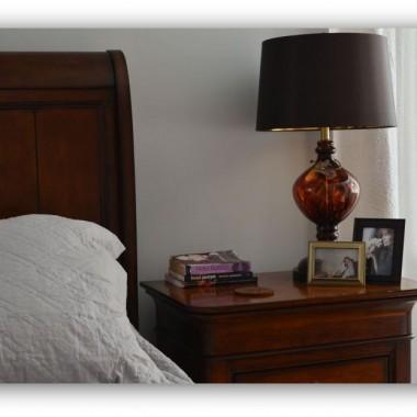 Kilka fotek z mojej sypialni zmieniłam lampki nocne i kolor ścian,ten poprzedni niby był dobry ale nie do końca teraz jest chyba trochę jaśniej.