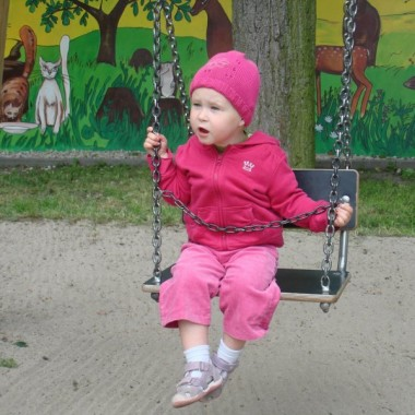 Ciężkie życie szczęśliwego dziecka :)