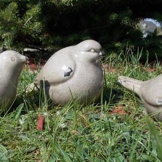 Rzeźby do ogrodu, figury ogrodowe, płaskorzeźby