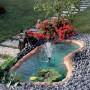 Architekci, Oczka wodne - imitacja skały