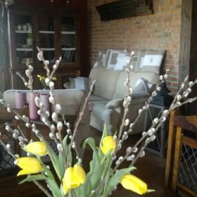 u mnie już wiosna&#x3B;-)czas na porządki i małe naprawy&#x3B;-)