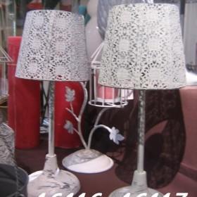 LAMPKI-ŚWIECZNIKI