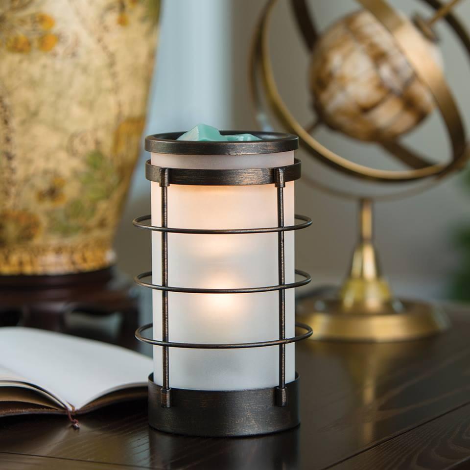 Dekoracje, Kominki elektryczne Candle Warmers - Kominek zapachowy Coastal