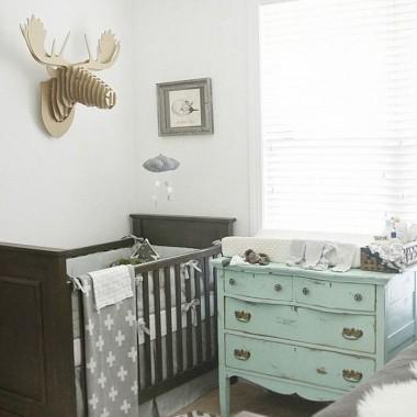 Dla wszystkich przyszłych rodziców inspiracje : pokoje dziecięce
