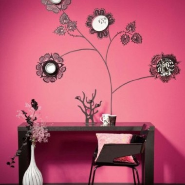 Różowa fala